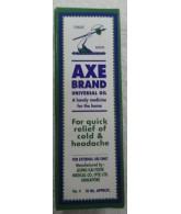 Axe Oil 10ml
