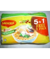 Chicken Flovour Noodle 6*77g