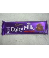 Dairy milk Fruit & Nut 40g