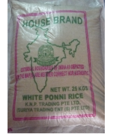 House Brand Ponni 25kg