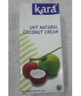 Kara  Natural Coconut Cream 1000ml