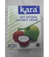 Kara Natural Coconut Cream 200ml