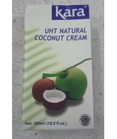 Kara Natural Coconut Cream 500ml