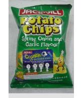 Jack & Jill Spring Onion & Garlic 75g