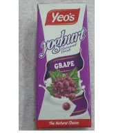 Yeo's Yogurt Grape 250ml