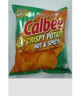 Calbee Hot & Spicy 15g