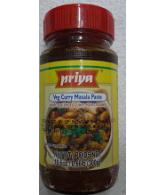Priya Veg Curry Masala Paste 300g