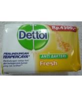 Dettol Anti Bakteri Fresh 110g
