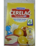 Nestle Cerelac Rice & Fruits 6month 250g