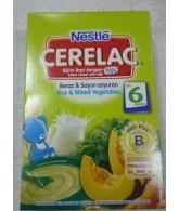 Nestle Cerelac Rice & Veg 6month 250g