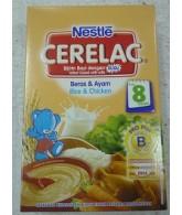 Nestle Cerelac Rice & Chicken 6month 250g