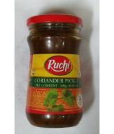 Ruchi Coriander Pickle 300gm