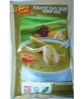 Babas Soup Mix 125g