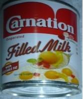 Carnation Filled Milk 400g