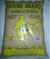 HB Parboiled Rice 5kg